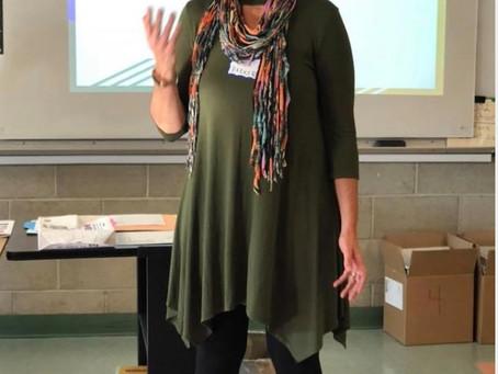Featured Fellow: Lisa Parker