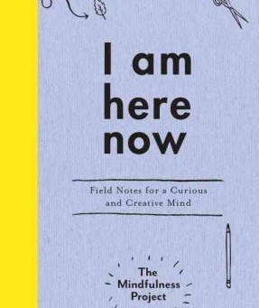 Review of I Am Here Now: A Creative Mindfulness Guide and Journal