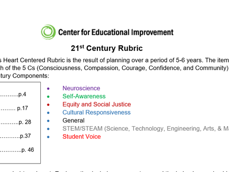 CEI's 21st Century Learning Rubric