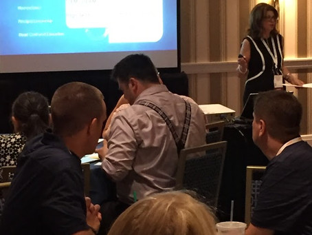 CEI Presents with P21 at July 2016 Principals' Conference