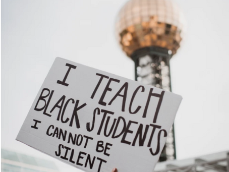 What Can Teachers Do to Become Anti-Racist Educators?