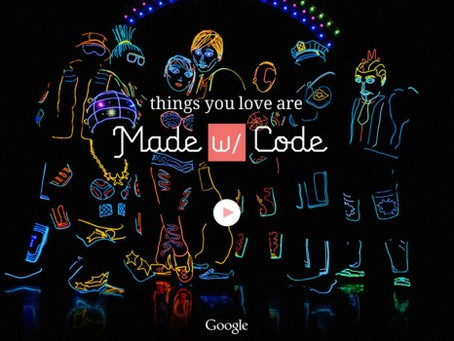 Made With Code: Girls in STEM
