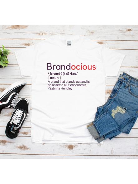 Brandocious Definition Tee
