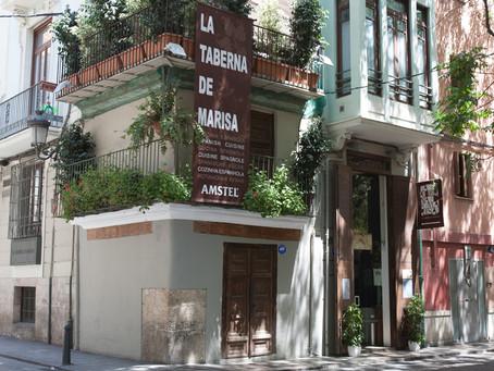 Visitamos La Taberna de Marisa en el Carmen de Valencia | Comer en Valencia