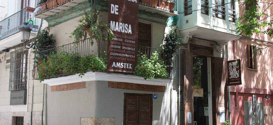 Visitamos La Taberna de Marisa en el Carmen de Valencia   Comer en Valencia
