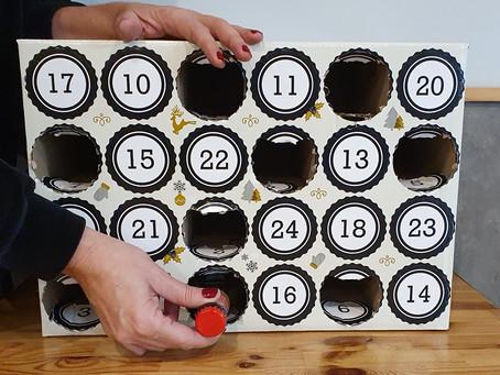 La empresa valenciana Bierwinkel crea una Caja de Adviento Cervecero con 24 cervezas para disfrutar
