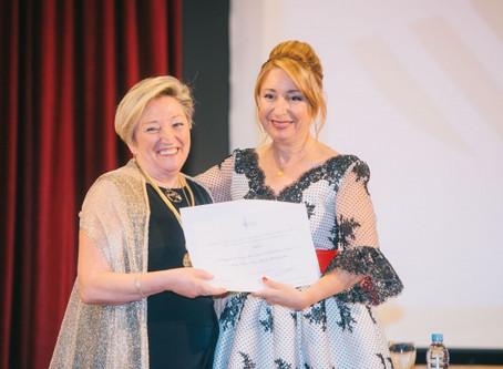 La Dra. Ana Lluch recibirá el premio a la Mejor Trayectoria Profesional del Colegio de Médicos