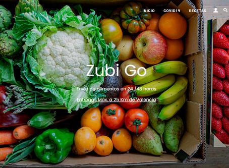 ZUBI GO Fruta, verdura y mucho más a domicilio en Valencia   COMER EN VALENCIA