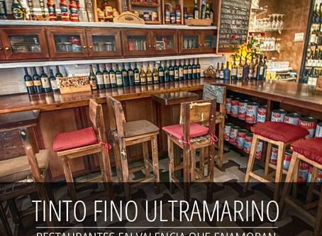 RESTAURANTE TINTO FINO | Restaurantes en Valencia que enamoran