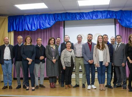 La falla Dr. J.J. Dómine - Port presenta el XXXI Concurso Mundial de Paellas