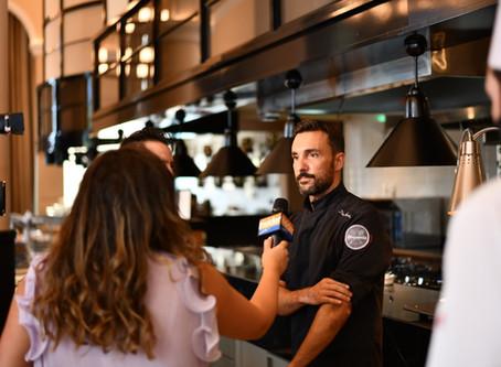 El cocinero valenciano David Montero conquista los Emiratos Árabes Unidos con sus arroces