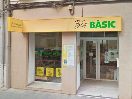 Visitamos BioBàsic Supermercat Natural de Valencia en Ruzafa | Comercios en Valencia que enamoran