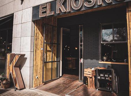 EL KIOSKO abre su primer restaurante en Valencia