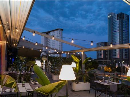 ¿Conoces la terraza de Casino Cirsa Valencia? visitala y te enamorará... | COMER EN VALENCIA