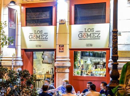 Taberna Los Gómez abre su terraza con muchas novedades   COMER EN VALENCIA