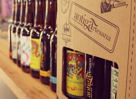 Cata online de 6 cervezas | ANTIGArtesana