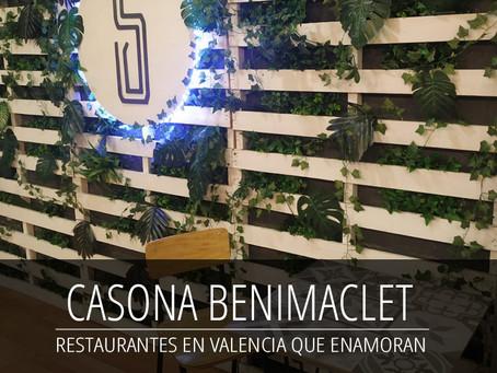 Visitamos CASONA en Benimaclet | Comer en Valencia | #valenciaenamora
