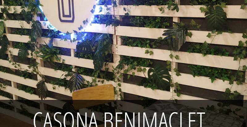 Visitamos CASONA en Benimaclet   Comer en Valencia   #valenciaenamora