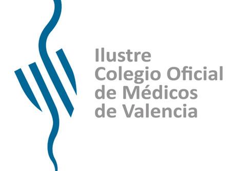 El colegio de médicos de Valencia pone en marcha medidas urgentes