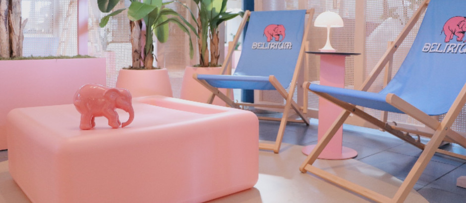 Serra y Climent crean la primera terraza Bierwinkel Experience de España en Valencia