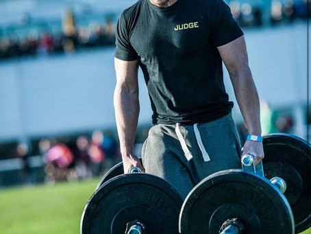 Strong man training - a useful tool