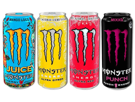 Lets Talk About Energy Drinks