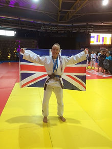 Caw Rawlings achieving bronze at the 2017 World Championships