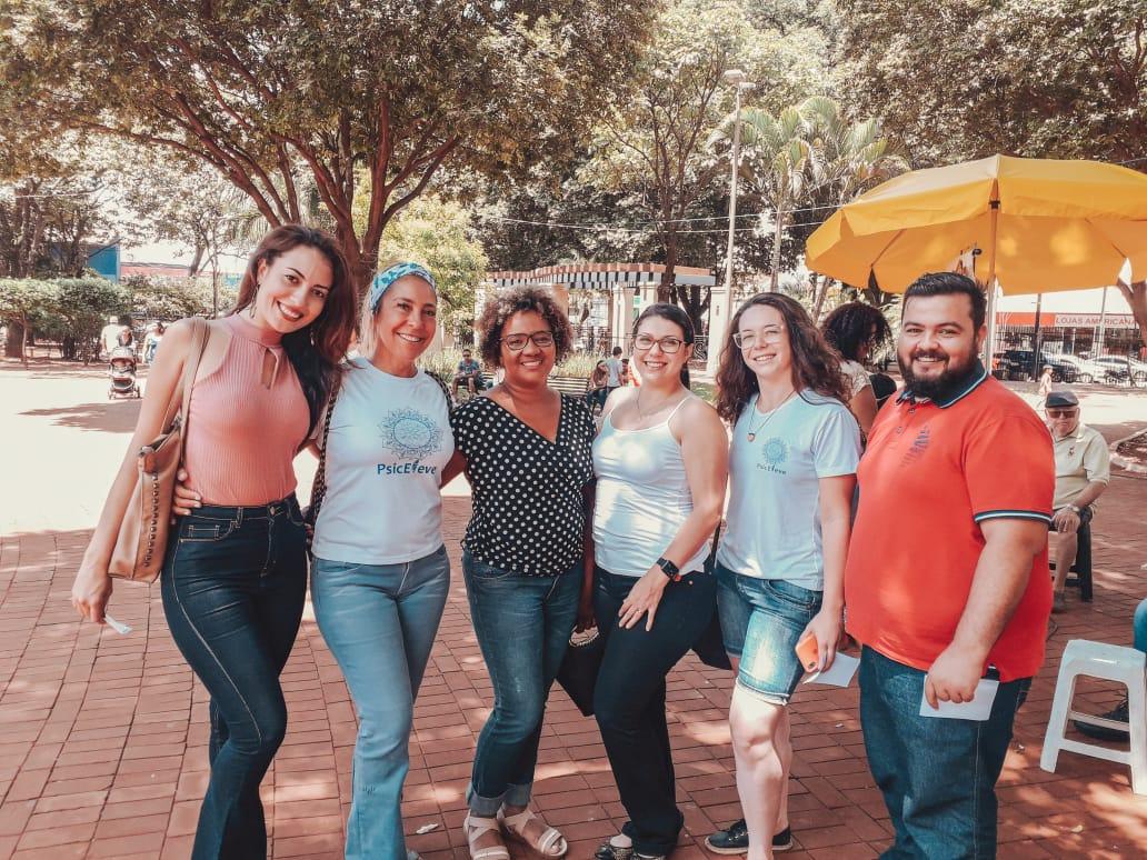 Projeto Terapia na Praça Ary Coelho