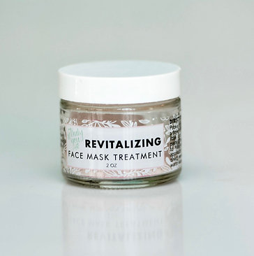 Revitalizing Face Mask Treatment