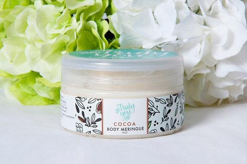 Cocoa Body Meringue
