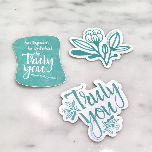 Truly You Sticker Pack (3)