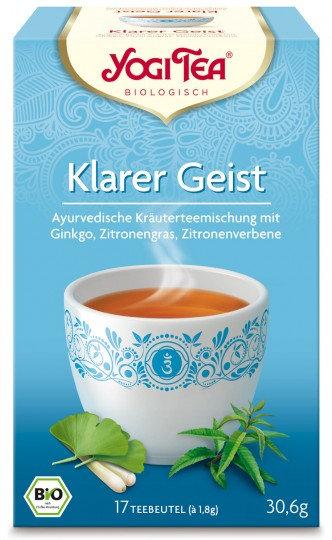 YOGI TEA - Klarer Geist Teemischung