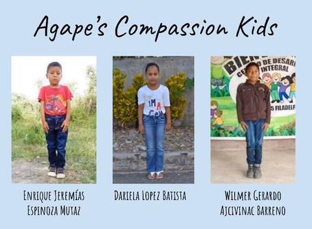 AGAPE's Compassion Kids