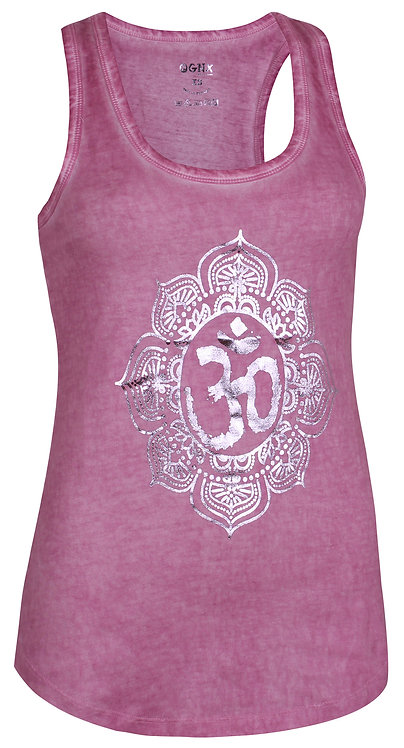 """Yoga-Tank-Top """"OGNX - pigment dyed OM"""""""