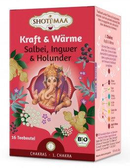 SHOTI MAA Kraft & Wärme Teemischung
