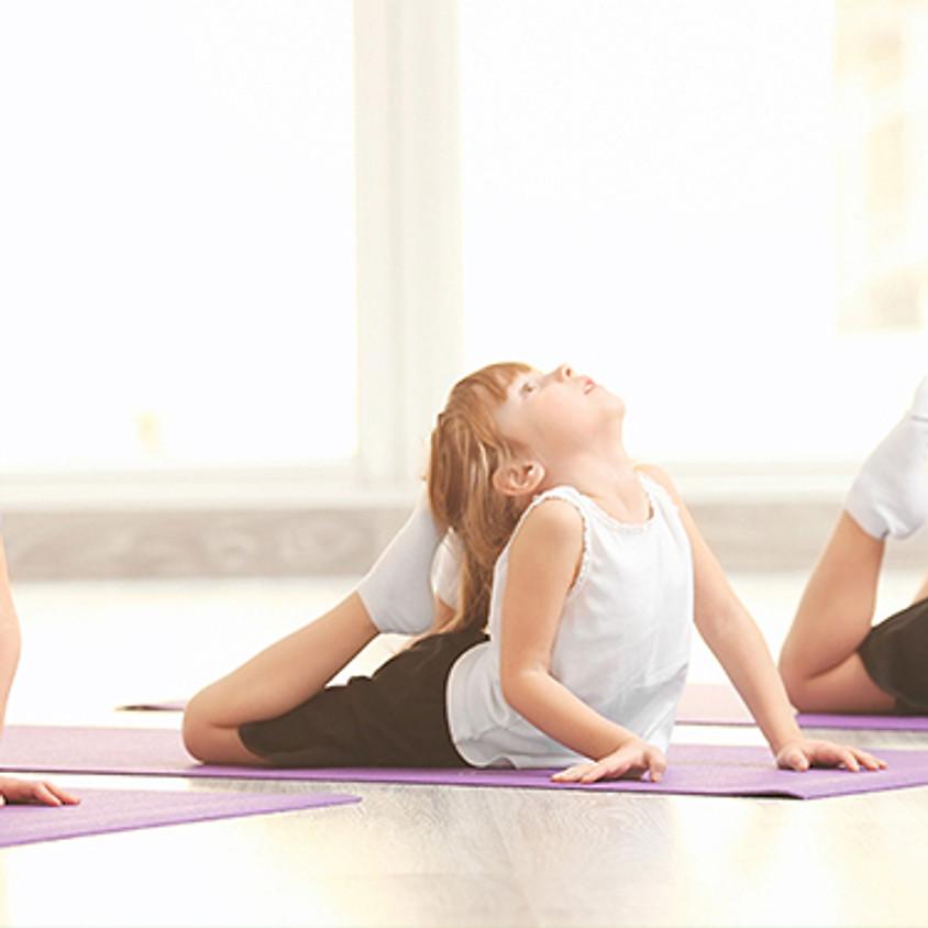 Kinder-Yoga mit Daniela Baumgartner