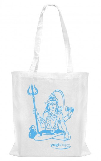 """Baumwolltasche """"YOGISHOP Shiva"""""""