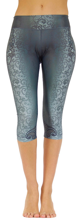"Yoga Capri ""NIYAMA Maori Magic"""