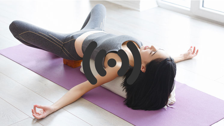Sanftes Yoga [Online] Lvl 1