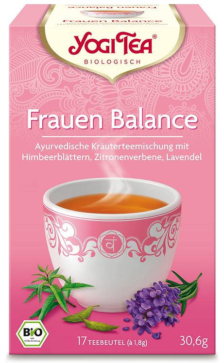 YOGI TEA - Frauen Balance