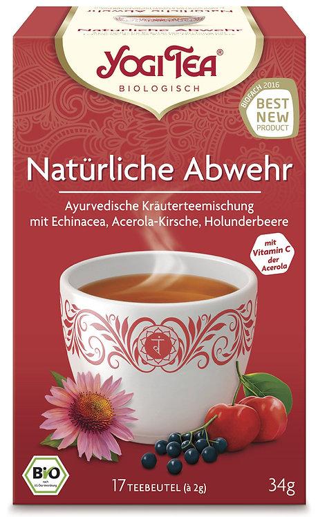 YOGI TEA - Natürliche Abwehr