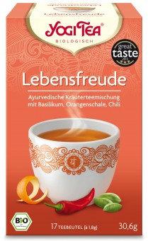 YOGI TEA - Lebensfreude Teemischung