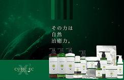 キュービックエック、CUBIC EC、水素、ケイ素(シリカ)、トンガ王国フコイダン、海綿スポンジアによる肌再生(肌デトックス)