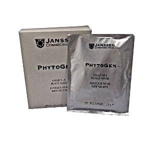 JANSSEN,ヤンセン,ミネラル、ビタミン、天然成分とカラーセラピーを組み合わせた特別なスキンケアマスク。精神のバランスとリラクゼーションを連想させる。コラーゲンピュアマスク。