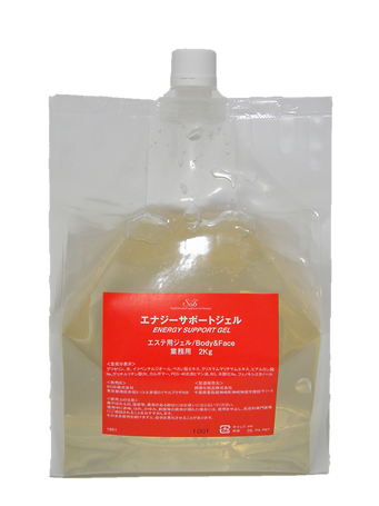 業務用トリートメントジェル。塗布した瞬間から温かさを感じ、摩擦や刺激から肌を守る。マリンフェンネル(フランスブルゴーニュ地方の海岸に生息するセリ科の芳香植物)の花や葉から抽出し、ビタミンA・ビタミンE・ビタミンK、コエンザイムQ10などを含有する植物由来成分。・成熟脂肪細胞への分化抑制するため、脂肪のつきにくい体へ導きます。・セラミドを生成することにより、肌のハリや弾力を高め、皮膚のバリヤ機能を強化。代謝機能を調整しターンオーバーを正常化させます。