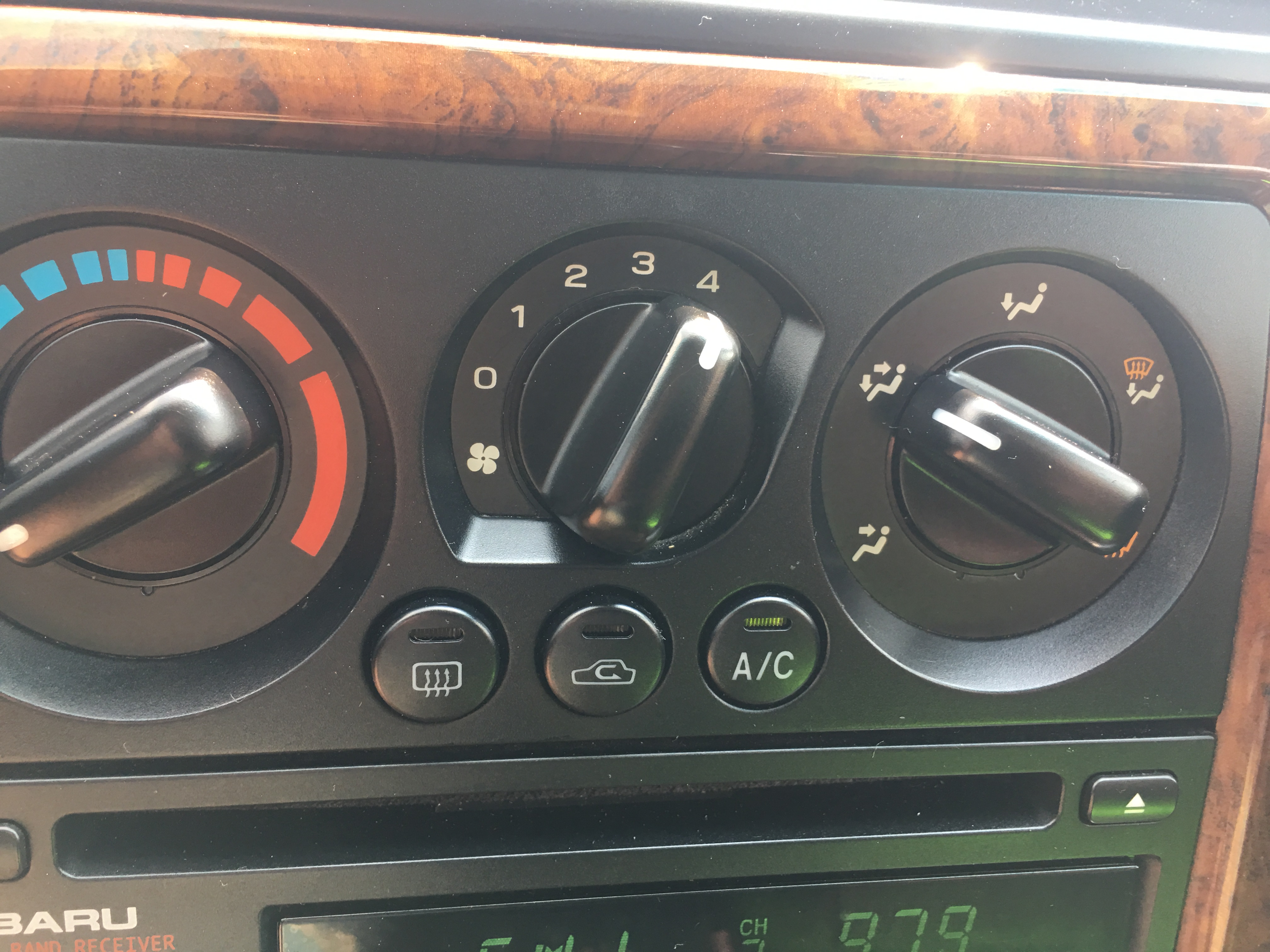 Subaru Legacy Wagon Limited