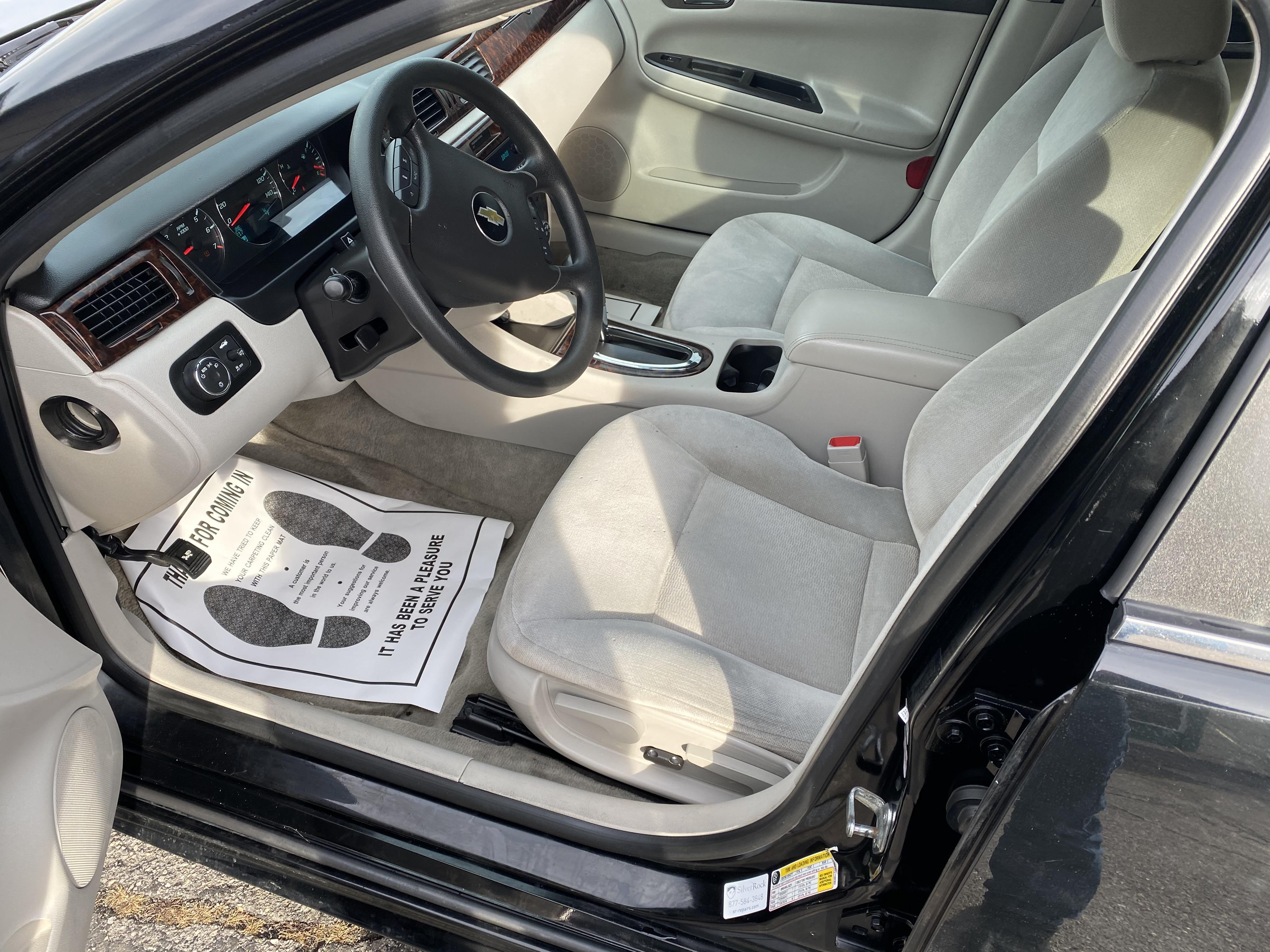 2016 Chevrolet Impala Limited LT1