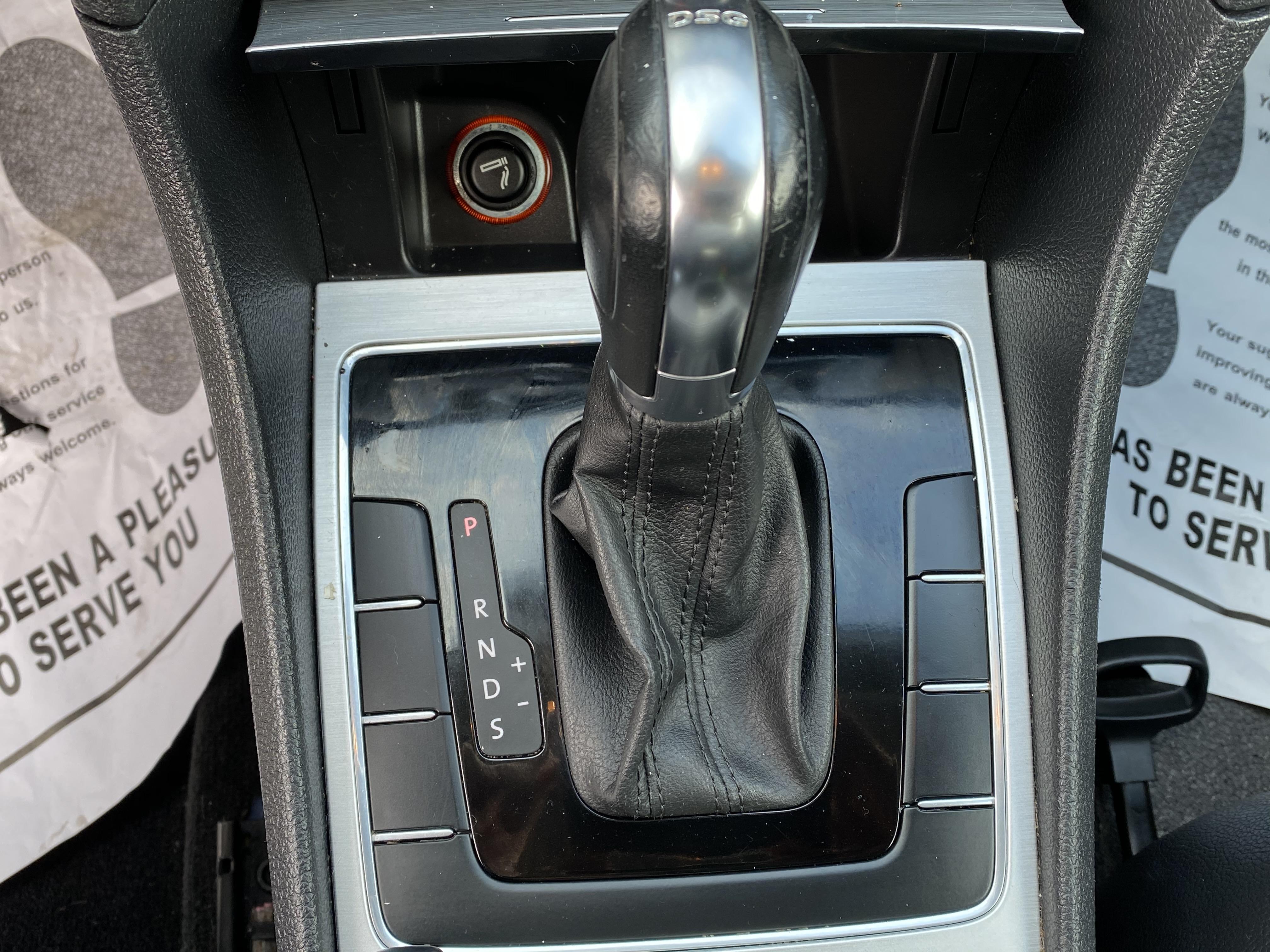 2013 Volkswagen Passat TDI - SE
