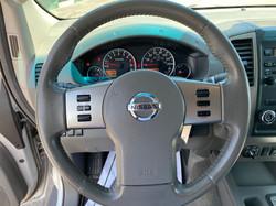 2012 Nissan Frontier Crew Cab SL