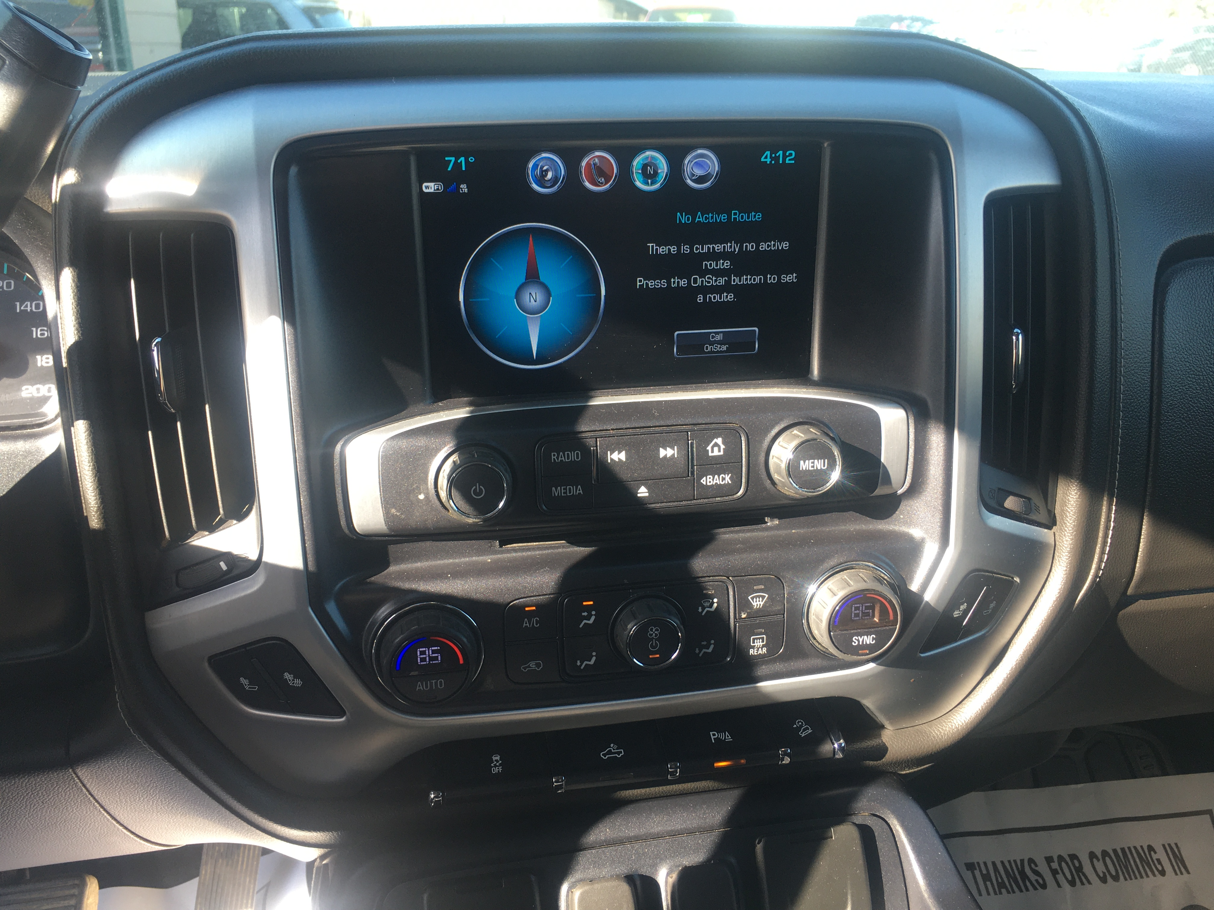 2018 GMC SIERRA CREW CAB SLE